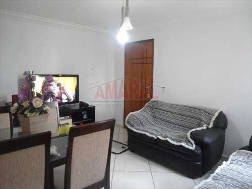 Apartamento, código 10830 em São Paulo, bairro Cidade Satélite Santa Bárbara