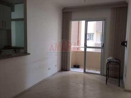 Apartamento, código 10822 em São Bernardo do Campo, bairro Vila Gonçalves