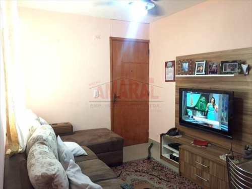 Apartamento, código 10806 em São Paulo, bairro Cidade Satélite Santa Bárbara