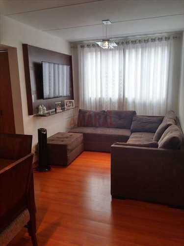 Apartamento, código 10795 em São Paulo, bairro Cidade Satélite Santa Bárbara