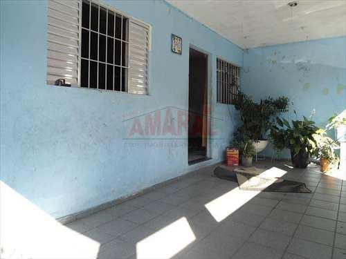 Casa, código 10712 em São Paulo, bairro Conjunto Habitacional Marechal Mascarenhas de Morais