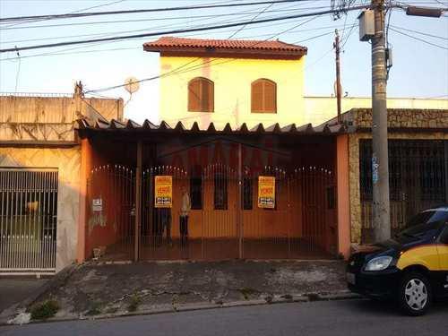 Sobrado, código 10582 em São Paulo, bairro Cidade Satélite Santa Bárbara
