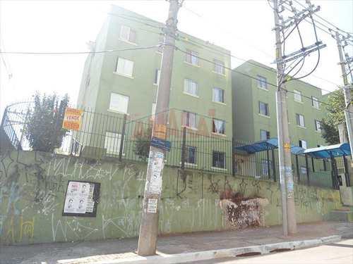 Apartamento, código 10580 em São Paulo, bairro Cidade Satélite Santa Bárbara