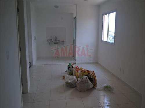 Apartamento, código 10644 em São Paulo, bairro Cidade Satélite Santa Bárbara
