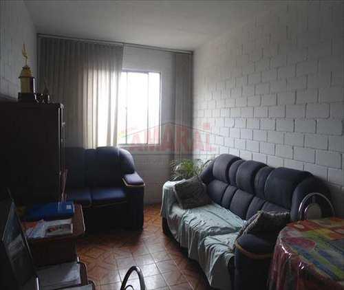 Apartamento, código 10538 em São Paulo, bairro Cidade Satélite Santa Bárbara