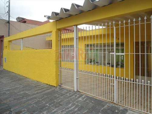 Casa, código 10324 em São Paulo, bairro Parque São Rafael