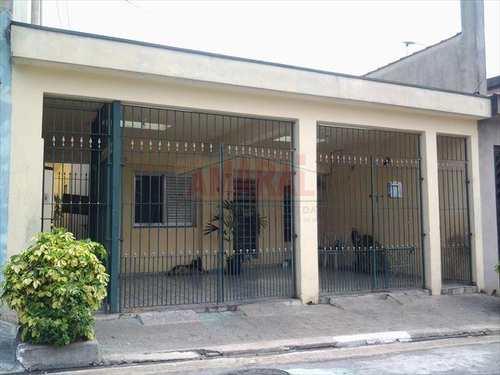 Casa, código 10182 em São Paulo, bairro Cidade Satélite Santa Bárbara