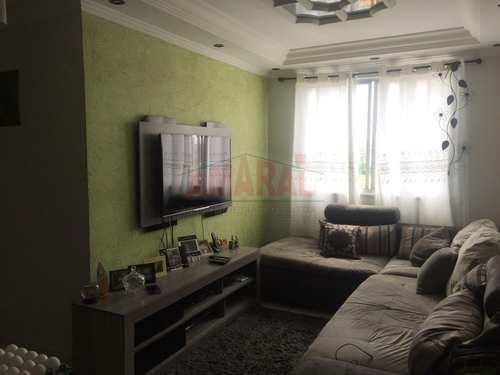 Apartamento, código 10942 em São Paulo, bairro Cidade Satélite Santa Bárbara