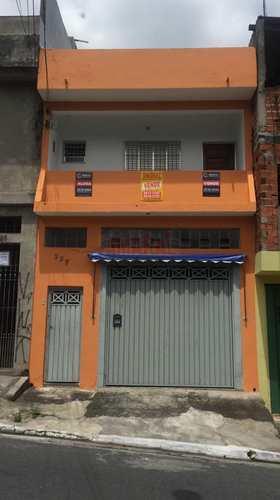Sobrado, código 10961 em São Paulo, bairro Cidade Satélite Santa Bárbara