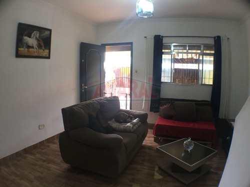 Casa, código 10972 em São Paulo, bairro Parque São Lourenço