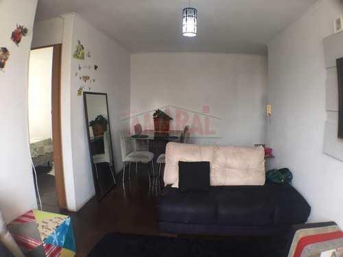 Apartamento, código 10994 em São Paulo, bairro Jardim Três Marias