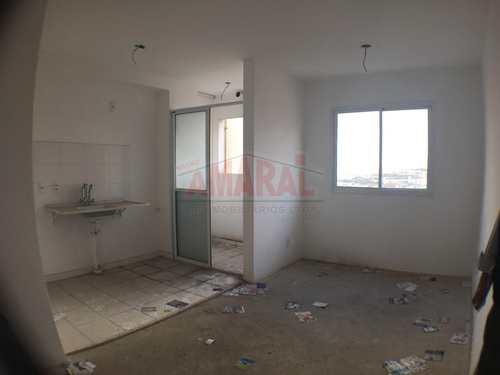 Apartamento, código 11012 em São Paulo, bairro Cidade Satélite Santa Bárbara