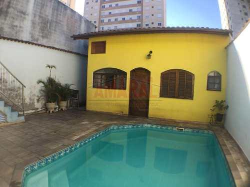 Casa, código 11013 em São Paulo, bairro Cidade Satélite Santa Bárbara