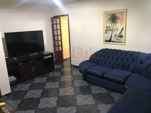Casa, código 11023 em São Paulo, bairro Jardim Rodolfo Pirani