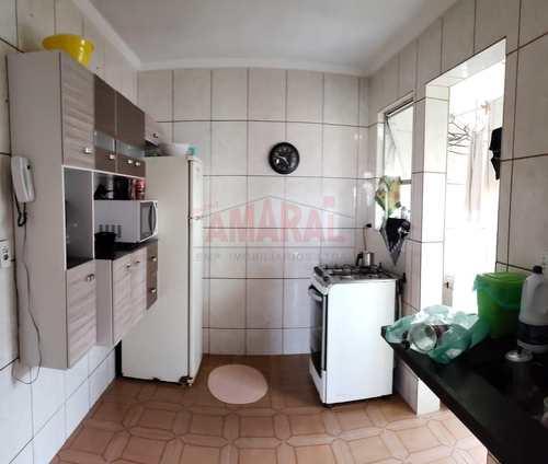 Apartamento, código 11043 em São Paulo, bairro Cidade Satélite Santa Bárbara