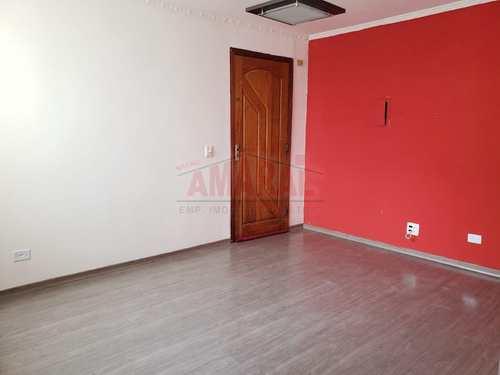 Apartamento, código 11062 em São Paulo, bairro Cidade Satélite Santa Bárbara
