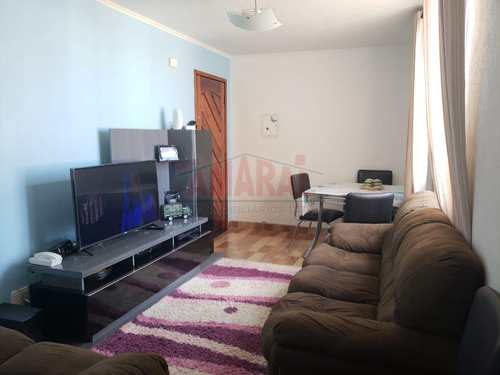 Apartamento, código 11066 em São Paulo, bairro Cidade Satélite Santa Bárbara