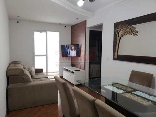 Apartamento, código 11072 em São Paulo, bairro Cidade Satélite Santa Bárbara