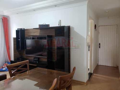 Apartamento, código 11073 em São Paulo, bairro Cidade Satélite Santa Bárbara