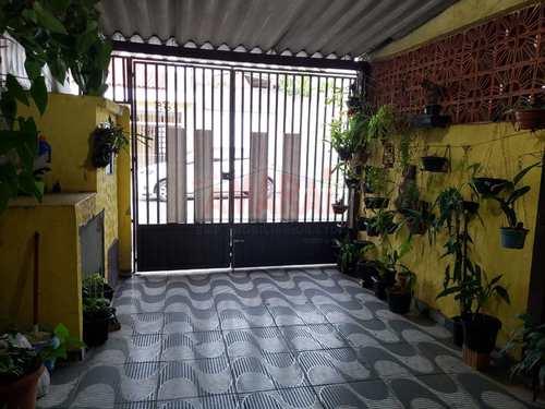 Sobrado, código 11087 em São Paulo, bairro Cidade Satélite Santa Bárbara