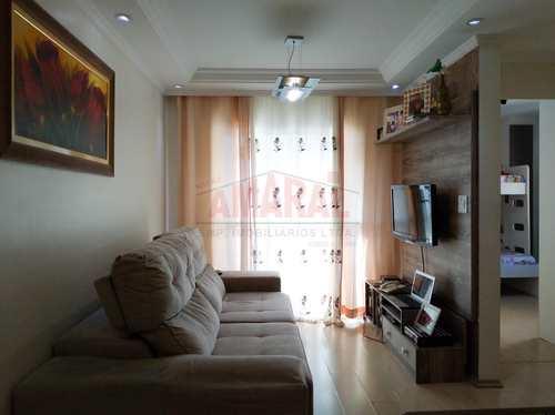Apartamento, código 11088 em São Paulo, bairro Cidade Centenário