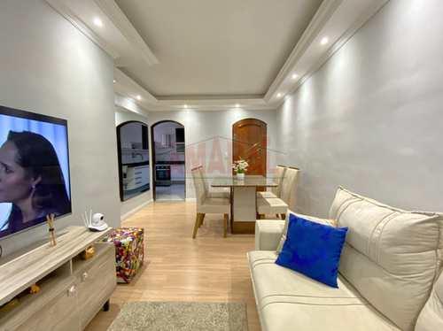 Apartamento, código 11092 em São Paulo, bairro Cidade Satélite Santa Bárbara