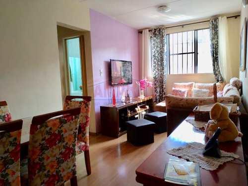 Apartamento, código 11103 em São Paulo, bairro Cidade Satélite Santa Bárbara