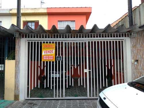 Sobrado, código 11105 em São Paulo, bairro Jardim Três Marias