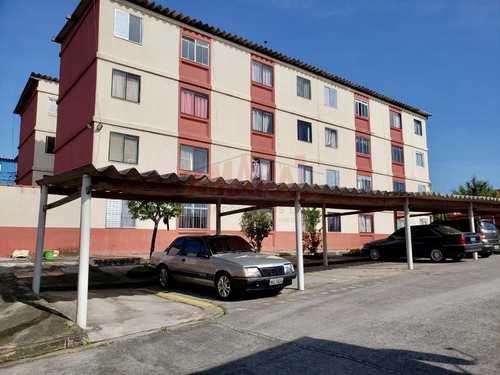 Apartamento, código 11123 em São Paulo, bairro Conjunto Habitacional Santa Etelvina II