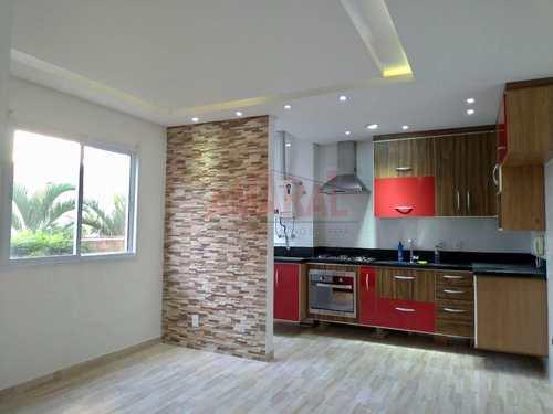 Apartamento, código 11135 em São Paulo, bairro Cidade Satélite Santa Bárbara