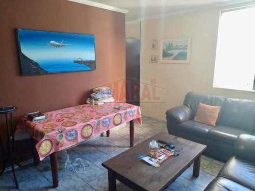 Apartamento, código 11144 em São Paulo, bairro Cidade Satélite Santa Bárbara