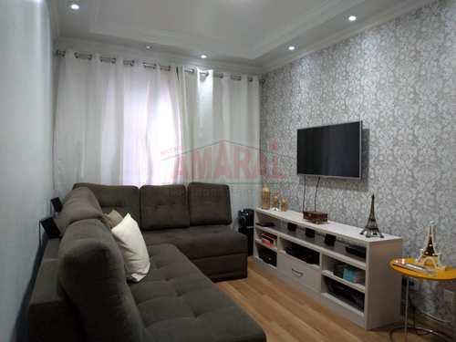 Apartamento, código 11171 em São Paulo, bairro Cidade Satélite Santa Bárbara