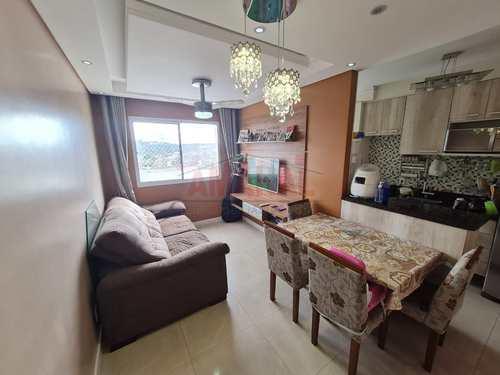 Apartamento, código 11172 em São Paulo, bairro Parque São Lourenço