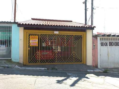 Casa, código 11196 em São Paulo, bairro Cidade São Mateus