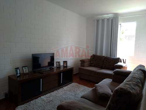 Apartamento, código 11213 em São Paulo, bairro Cidade Satélite Santa Bárbara