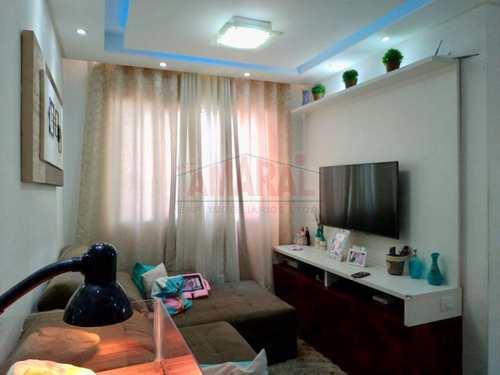 Apartamento, código 11219 em São Paulo, bairro Parque São Lourenço