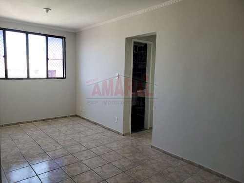 Apartamento, código 11228 em São Paulo, bairro Cidade Satélite Santa Bárbara