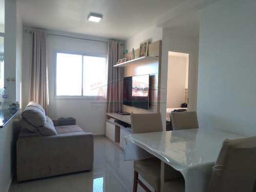 Apartamento, código 11242 em São Paulo, bairro Cidade Satélite Santa Bárbara