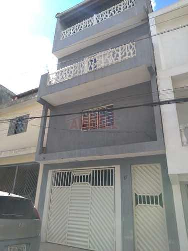 Sobrado, código 11253 em São Paulo, bairro Cidade Satélite Santa Bárbara