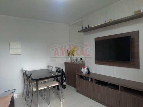 Apartamento, código 11257 em São Paulo, bairro Cidade Satélite Santa Bárbara