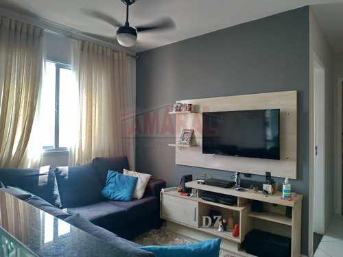 Apartamento, código 11264 em São Paulo, bairro Cidade Satélite Santa Bárbara