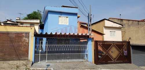 Sobrado, código 11265 em São Paulo, bairro Jardim Santa Adélia