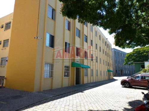 Apartamento, código 11276 em São Paulo, bairro Cidade Satélite Santa Bárbara