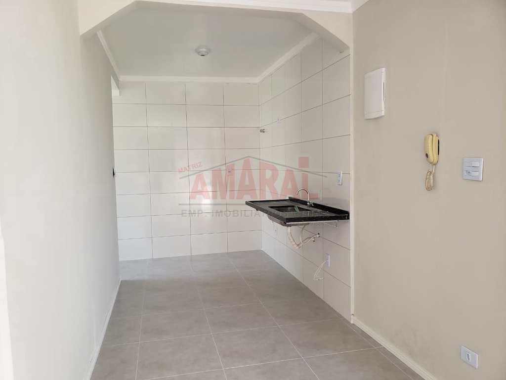 Apartamento em São Bernardo do Campo, no bairro Rudge Ramos
