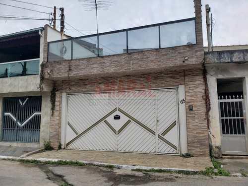 Sobrado, código 11289 em São Paulo, bairro Jardim Três Marias