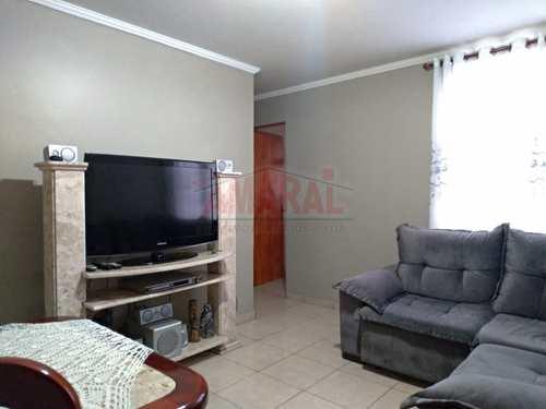 Apartamento, código 11294 em São Paulo, bairro Cidade Satélite Santa Bárbara