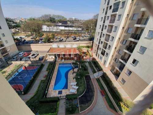Apartamento, código 11296 em São Paulo, bairro Jardim Três Marias