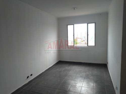 Apartamento, código 11297 em São Paulo, bairro Cidade Satélite Santa Bárbara