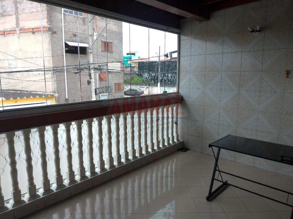 Sobrado em São Paulo, no bairro Jardim Tietê