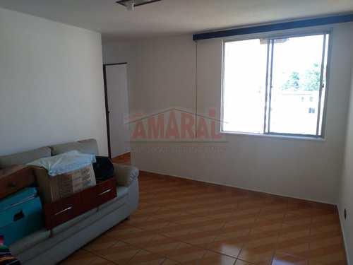 Apartamento, código 11322 em São Paulo, bairro Cidade Satélite Santa Bárbara